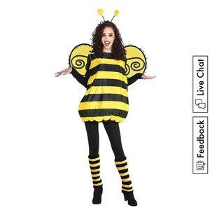 Adult Bee Halloween Costume
